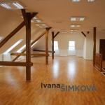 Pronájem reprezentativního administrativního prostoru 171 m2, Štěrboholská ulice - Praha 10