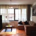 Pronájem designového zařízeného bytu 2+kk, Prokopova, Praha3