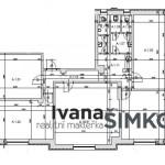 Pronájem administrativních prostor 48,5 m2, Vídeňská, Praha 4 - Kunratice