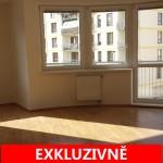 ( Pronajato ) Pronájem světlého bytu, 4+kk, 124 m2 s lodžií a balkonem, V Zeleném údolí, Praha 4 - Kunratice