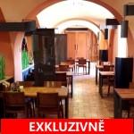 ( Pronajato ) Pronájem restaurace, 960 m2, Golčova, Praha 4 - Kunratice