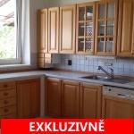 Pronájem světlého bytu 3+1/ B, 110 m2, Kaňkova ul. Praha 10, Malešice