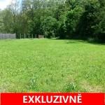 Prodej zasíťovaného stavebního pozemku 1.098 m2 Bělkovice-Lašťany