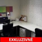 ( Pronajato ) Pronájem reprezentativních kanceláří, 52 m2, Pobřežní ulice, Praha 8 – Florenc
