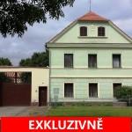 ( Prodáno ) Prodej rodinného domu, Slatina, okres Litoměřice