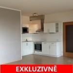 ( Pronajato ) Pronájem bytu 3+kk/B + GS 90 m2 + balkon 5 m2, Kryšpínova ulice, Dolní Měcholupy