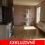 Prodej bytu 1+kk plus 3x terasa, ulice Nuselská, Praha 4 -Nusle