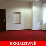 Pronájem administrativní prostor 187 m2, 7 kanceláří  Durychova ul. Praha 4 - Lhotka