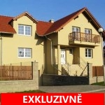 ( Pronajato ) Pronájem rodinného domu, 6+1,ulice Pod Valem, Průhonice