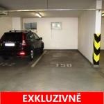 ( Prodáno ) Prodej garážového stání, 15 m2, ulice Merhoutova, Praha 4 - Kunratice