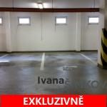 Prodej garážového stání, Za Valem, Praha 4 -Kunratice