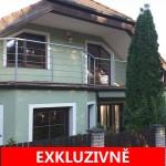 Prodej rodinného domu, 5+kk s balkony, Horoměřice, okres Praha - Západ, Středočeský kraj