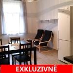( Pronajato ) Pronájem nově zařízeného  bytu 2+1, Krásova ulice, Praha 3