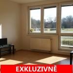( Pronajato ) Pronájem světlého bytu 2+kk s terasou v ulici Muškova, Praha 4 - Kunratice
