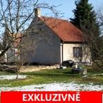 ( Prodáno ) Prodej stavebního oploceného pozemku, 793 m2, Praha 4 - Písnice