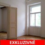 ( Pronajato ) Pronájem světlého bytu 2+1, o rozloze 73 m2, Bělehradská ul. Praha 2 - Vinohrady