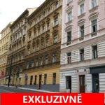 ( Pronajato ) Pronájem světlých obchodních prostor,  60 m2 v ulici Bělehradská, Praha 2 - Vinohrady