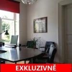 ( Pronajato ) Reprezentativní administrativní prostor 91 m2, Tylovo nám. Praha 2 - Vinohrady