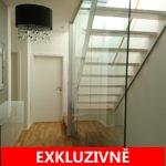 (Pronajato) Pronájem světlého bytu 3+kk/T/B v ulici Pod průsekem, Praha 10 - Hostivař