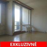 ( Prodáno ) Prodej světlého bytu 4+1 + 2 x balkon. Taussigova ul. Praha 8 – Kobylisy