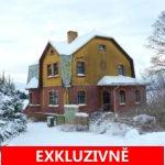 Prodej samostatného rodinného domu se zahradou, Bublava, okres Sokolov