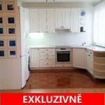 ( Rezervováno ) Prodej světlého bytu 3+kk s balkonem a parkovacím stáním, 69 m2,obec Šestajovice, Praha - východ