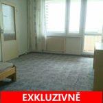 ( Prodáno ) Prodej světlého bytu 3+1 s lodžií, ul. Jánského, Praha 5 - Stodůlky