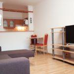 ( Pronajato ) Pronájem světlého bytu 1+kk, 38 m2, ulice Mendelova, Praha 4 - Háje