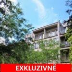 ( Prodáno ) Prodej světlého bytu 4+1 se dvěma balkony, Křižíkova ul, Praha 8 - Karlín
