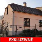 ( Prodáno) Prodej rodinného domu 4+1 Labská ul. Praha 4 - Kunratice