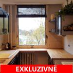 Prodej světlého bytu 3+1 s lodžií, Notečská ulice, Praha 8 - Troja