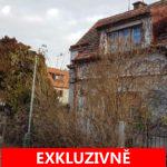 ( Prodáno ) Prodej rohového rodinného domu se zahradou, ulice Severní V. Praha 4 - Záběhlice