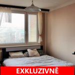 Pronájem světlého bytu s lodžií 3+kk, 100 m2, Neapolská, Praha 10 - Horní Měcholupy