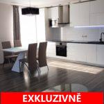 Prodej nově zrekonstruovaného bytu 4+kk, 2 lodžie, 101 m2, Taussigova ul. Praha 8 - Kobylisy