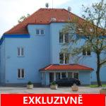 ( Pronajato ) Administrativní budova, samostatné patro, 4 klimatizované kanceláře, 171 m2, Štěrboholská ulice, Praha 10 - Hostivař