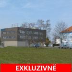 Administrativní, klimatizovaný prostor v přízemí nové budovy, 261 m2, možnost skladu 110 m2,Štěrboholská ulice, Praha 10 - Hostivař