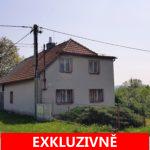 ( Prodáno ) Prodej rodinného domu, 4+1 s velkou zahradou 2.595 m2, obec Malonice, Kolinec - Malonice, okres Klatovy, Plzeňský kraj