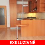( Pronajato ) Pronájem světlého bytu, 60 m2 + lodžie 4,40 m2, ulice Za Valem, Praha 4  - Kunratice