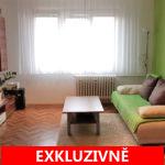 Prodej bytu světlého bytu se sklepem 1+1, o rozloze 41,7 m2, ulice Na Dlouhých, Plzeň - Doubravka