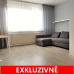 ( Pronajato) Pronájem světlého bytu bytu 1+1, ul. U Botiče, Praha 4 Michle.