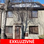 ( Prodáno ) Prodej rodinného domu s terasou, 5+1, 2 garážové stání, Kožušany - Tážaly. Okres Olomouc