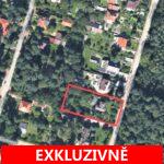 ( Prodáno ) Prodej lukrativního, stavebního pozemku, 1 437 m2, ul. Mechovka, Praha 9 - Klánovice