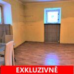 ( Prodáno ) Prodej nebytového prostoru rekonstrukcí, 53,7 m2 + sklep 2,7 m2 + sklep 6,4 m2. U Národní galerie - Praha 5 Zbraslav
