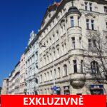 ( Pronajato ) Pronájem světlého bytu, 4+1 o rozloze 130 m2, ulice Římská - Praha 2 Vinohrady