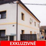 Prodej rodinného domu 3+1 se zahradou, bazénem, stodolou, přístavbou 1+kk, GS, sklep Dobkovičky, okres Litoměřice