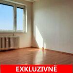 ( Rezervováno ) Prodej světlého, slunného bytu 3+1, plus dvě komory a sklep, ulice Bajkonurská, Praha 4 - Háje