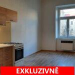 Pronájem světlého bytu po rekonstrukci 2+kk, ulice Římská, Praha 2 - Vinohrady